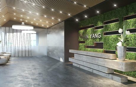 Văn phòng điều hình nhà máy NanYang