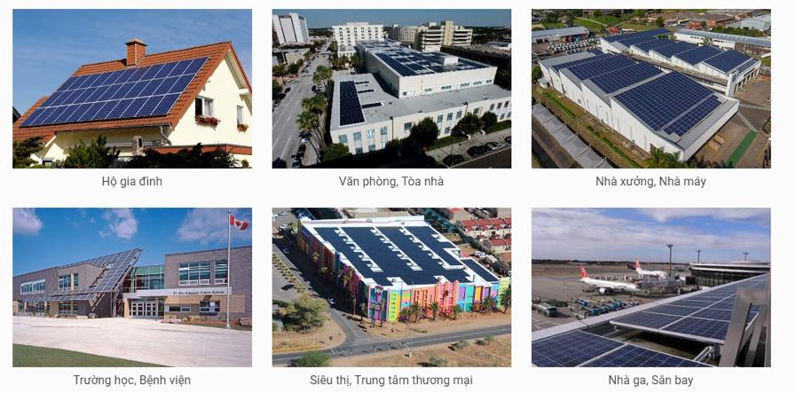 Hệ thống điện mặt trời hòa lưới dành cho ai?