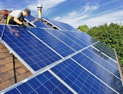 Thiết kế và lắp đặt hệ thống điện mặt trời hòalưới