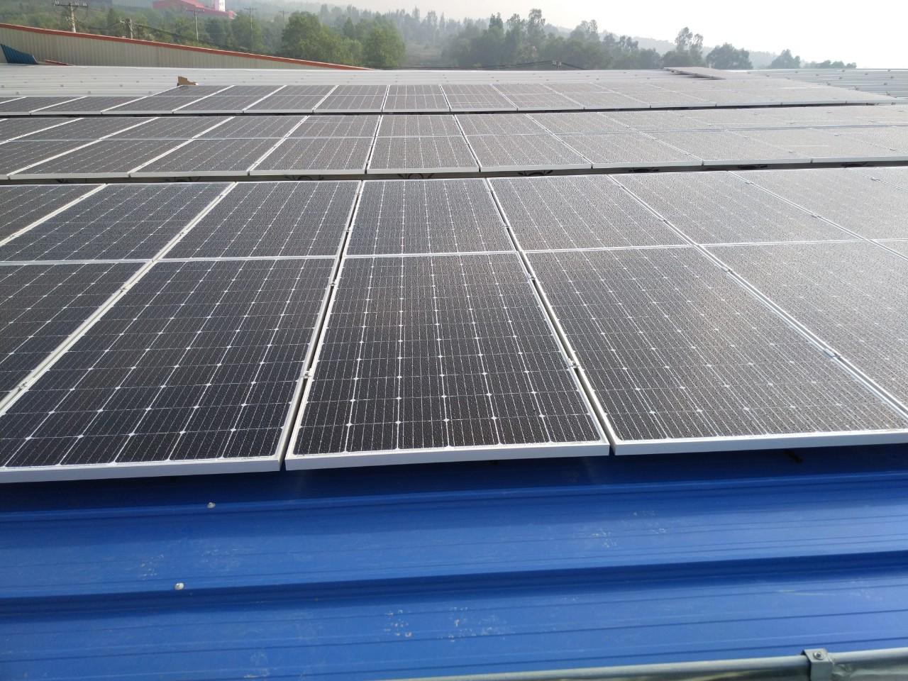 Điện mặt trời nối lưới 3 pha